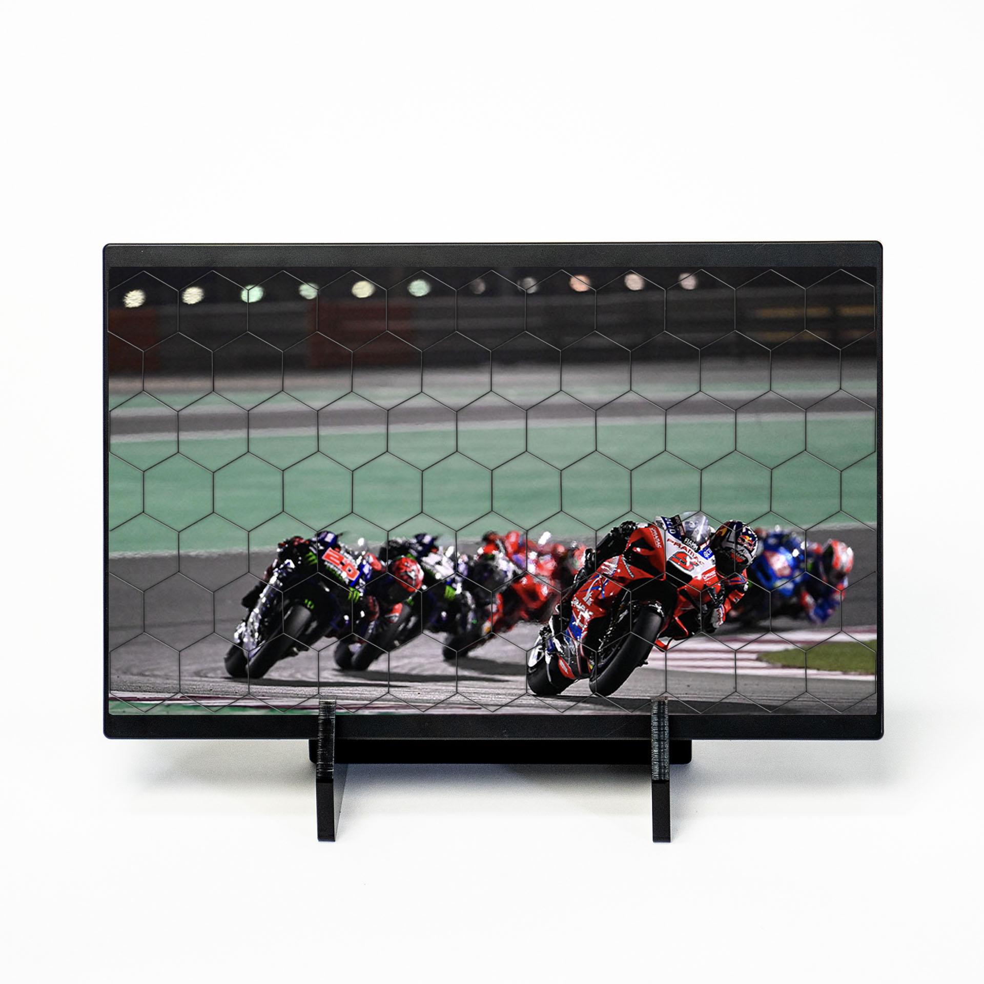 MotoGP HEXA 2D Puzzle